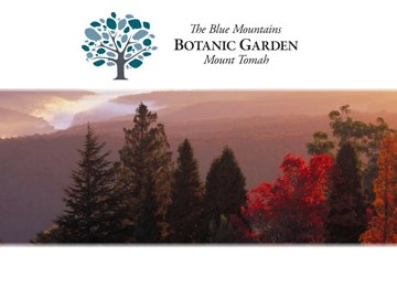 The Blue Mountains Botanic Garden